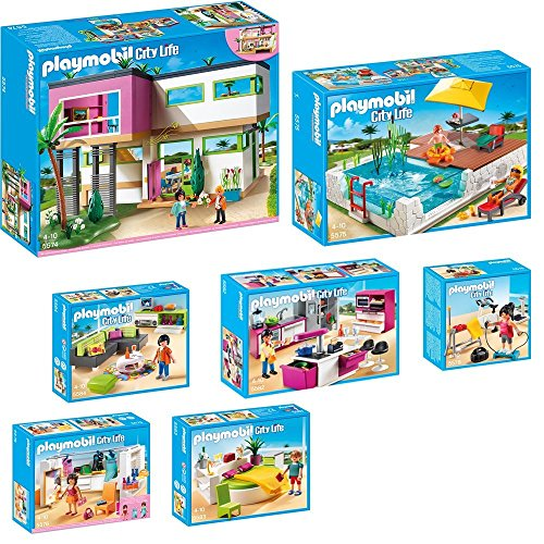 Kinderzimmer terrasunt24 for Cuisine 5582 playmobil