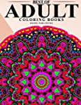 Best of Adult Coloring Books: Stress...