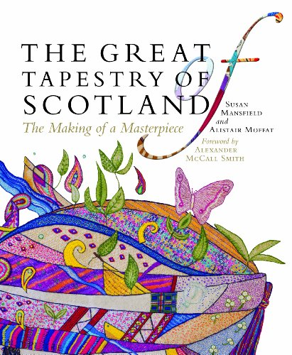 Alistair Moffat, Andrew Crummy, Susan Mansfield  Alexander McCall Smith - The Great Tapestry of Scotland