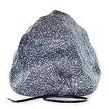 """InstallerParts Indoor/Outdoor 6-1/2"""" Rock Patio Speaker -- Rainproof - Weather-Resistant -- BL-R60 - 1 Piece"""