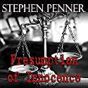 Presumption of Innocence: David Brunelle Legal Thriller Series # 1 Audiobook by Stephen Penner Narrated by Paul Costanzo