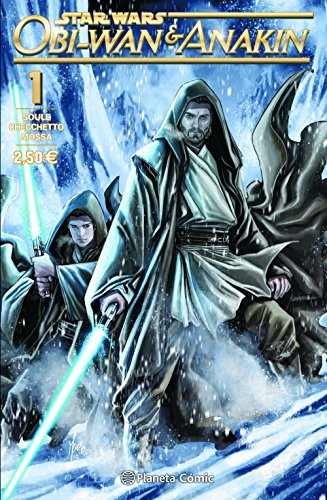 S.W. Obi-Wan y Anakin nº 01/05 (STAR WARS)