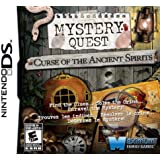 Mystery Quest Curse of the Ancient Spirits