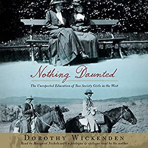 Nothing Daunted Audiobook