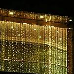 2013newestseller 300led Window Curtai...