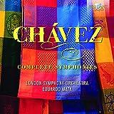 Chavez, Carlos : Intégrale des Symphonies