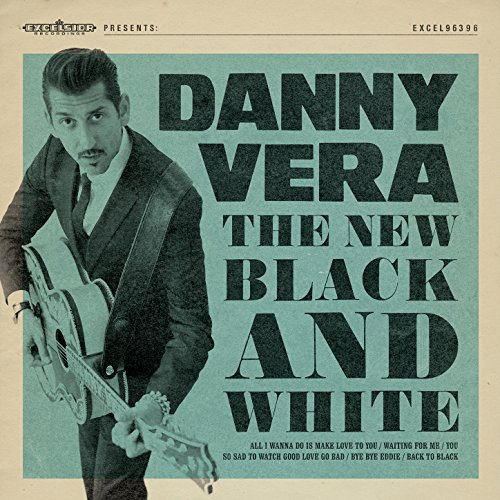 Danny Vera-The New Black And White-EP-2014-gnvr Download