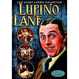 Forgotten Funnyman - Lupino Lane , Volume 2