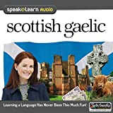Speak & Learn Scottish Gaelic (2 CDs)
