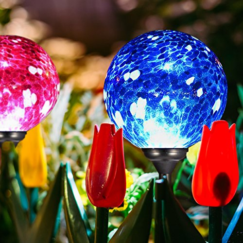 solar-powered-crackle-glass-ball-7-color-changing-stake-lights-set-of-2-weatherproof-design-decorati