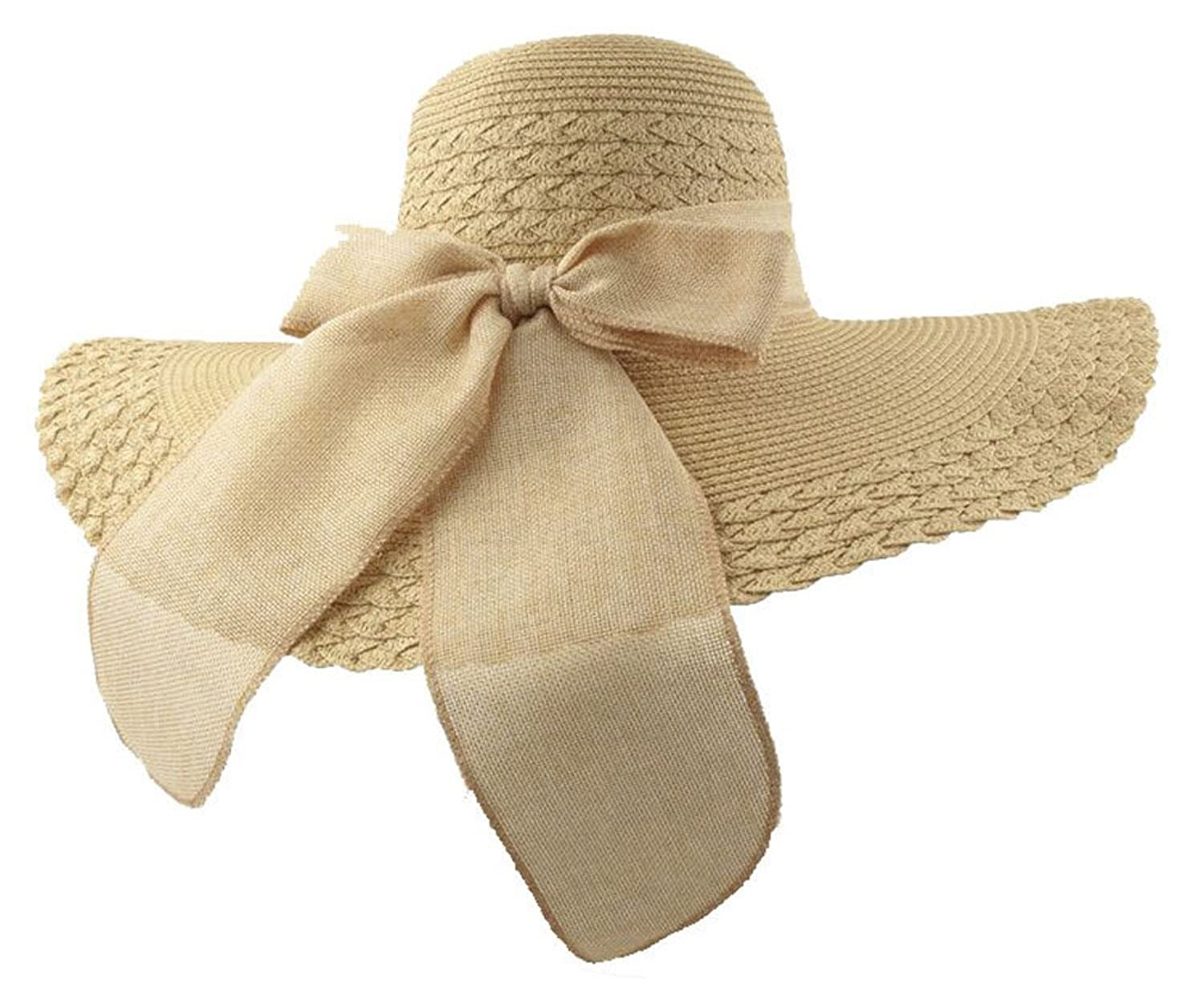 Beach Hats For Women Floppy Jtc(tm Women Floppy Sun Hat