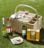 Luxury Picnic Gift Hamper for Four