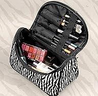 Fashion Zebra Pattern Lady Makeup Bag…