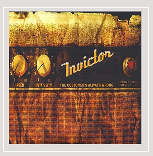 CD : INVICTOR - Customer's Always Wrong