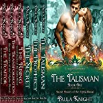 Cougar Romance: Secret Shades of the Alpha Blood Series - The Complete Collection Set 1-6 | Paula Knight