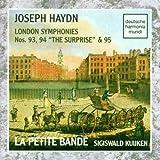 Sinfonien 93, 94, 95