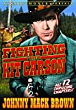 Fighting With Kit Carson - 12 chapter movie serial