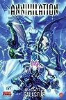 Annihilation, tome 2 : Les hérauts de Galactus par Giffen