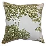 The Pillow Collection Juara Tree Fern Pillow, 20