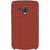 For Samsung Galaxy S3 Mini I8190 :: Samsung I8190 Galaxy S III Mini :: Samsung I8190N Galaxy S III Mini Nice Pattern ( Beautiful Pattern, Nice Pattern, Seamless Pattern, Pattern ) Printed Designer Back Case Cover By FashionCops