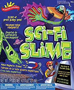 Explorateurs scientifiques SCI-FI Slime Kit-