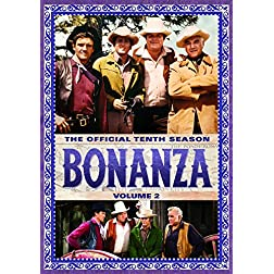 Bonanza: The Official Tenth Season, Volume Two