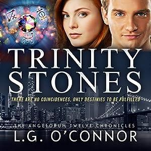 Trinity Stones Audiobook
