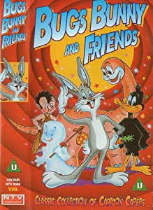 Bugs Bunny: Bugs Bunny And Friends - Classic Collection [VHS]: Childrens: Amazon.co.uk: Video