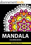 Mandala Coloring Book: Relaxation Ser...