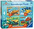 Ravensburger Octonauts Vehicle 4-in a Box Jigsaw Puzzles