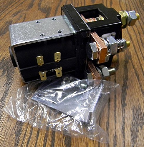 400A 12V DC Coil SPDT EV Contactor, 12VDC 400A, USA Stock, NEW! (12v Coil Contactor compare prices)