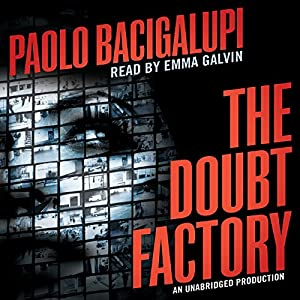 The Doubt Factory Audiobook