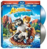 Alpha & Omega Two-Disc Blu-ray/DVD Combo Digital Copy