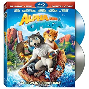 Alpha & Omega (Two-Disc Blu-ray/DVD Combo + Digital Copy) $4.49
