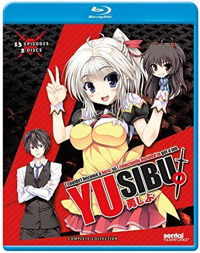 I Couldn't Become a Hero So I Reluctantly Decided [Blu-ray] by Section 23