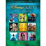 Hal Leonard Contemporary Disney Duets - Intermediate to Advanced Level