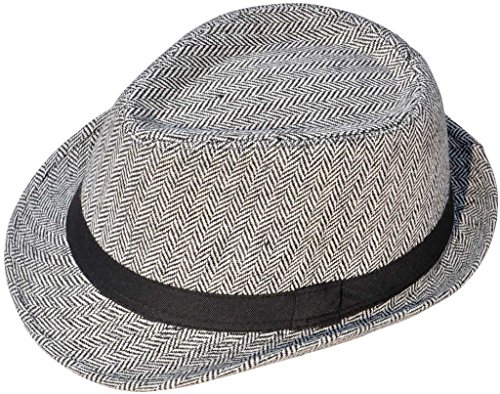 taut-manhattan-structured-classic-trilby-fedora-hat-black-white