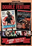 Cover art for  American Grindhouse / Nightmares in Red, White & Blue: Double Feature (2-Disc Set)