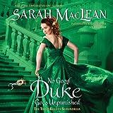 No Good Duke Goes Unpunished  (Rules of Scoundrels Novels, Book 3)