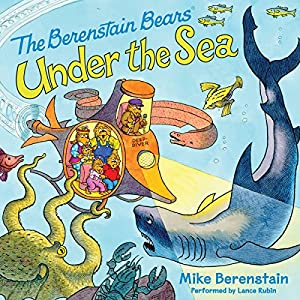 Berenstain Bears Under the Sea Audiobook