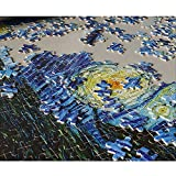 Mutong Toys Adult 1000-piece Puzzle Ink Painting Style Wooden Jigsaw Puzzles ST011-Late Autumn