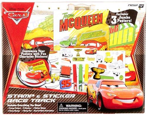 Disney-Pixar Cars Learn to Draw/Stamp & Sticker by Disney - 1