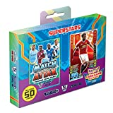 Topps MAPL 2015/16 Superstars Battle Trump Card Game, Multi Color