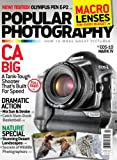 Popular Photography and Imaging