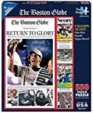 White Mountain Puzzles New England Patriots Super Bowl - 550 Piece Jigsaw Puzzle