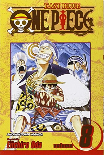 One Piece, Volume 08: I Won