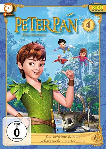 Peter Pan - Die Original-DVD zur TV-Serie, Folge 4
