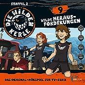 Wilde Herausforderungen (Die Wilden Kerle 9) | Barbara van den Speulhof
