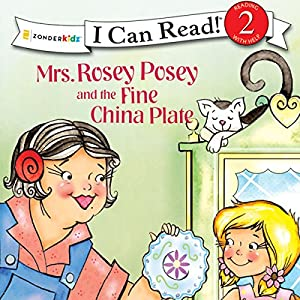 Mrs. Rosey Posey and the Fine China Plate Audiobook