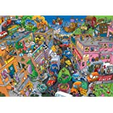 Gibsons Miggley Avenue Jigsaw Puzzle 1000 Pieces